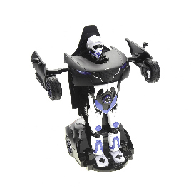 Металлический Трансформер RASTAR 1:32 RS Transformable car 61810B