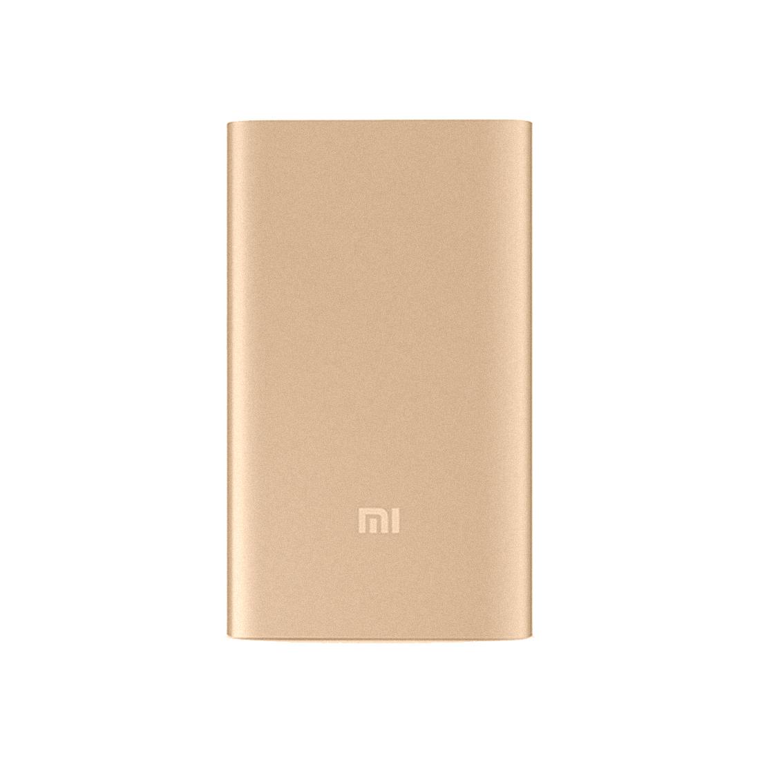 Портативное зарядное устройство Xiaomi Mi Power Bank 10000mAh Pro (Suite Version) Золотой
