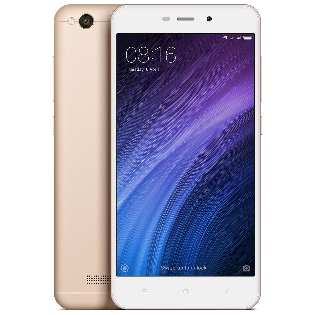 Мобильный телефон Xiaomi Redmi 4A 32GB Золотой