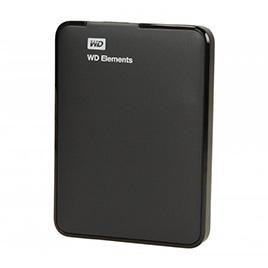 "Внешний жёсткий диск Western Digital 500GB 2.5""  WDBUZG5000ABK-EESN USB 3.0 Чёрный"