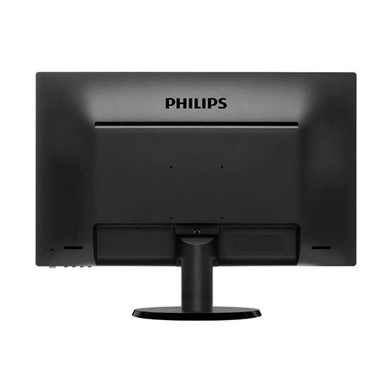 "Монитор 23,6"" PHILIPS 243V5QSBA/01 Чёрный"