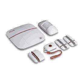 Беспроводной комплект системы безопасности Patrol Hawk A V-care (Стандарт)