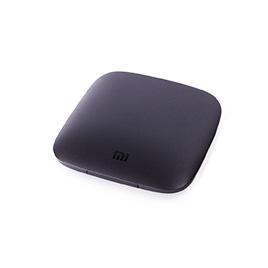 Приставка телевизионная Xiaomi Mi TV Box Чёрный