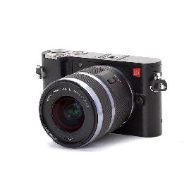 Беззеркальная цифровая фотокамера Xiaomi YI M1 Mirrorless Digital Camera Чёрный