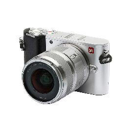 Беззеркальная цифровая фотокамера Xiaomi YI M1 Mirrorless Digital Camera Белый