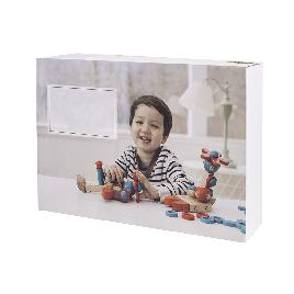 Игрушка для детей Xiaomi (конструктор), Бежевый