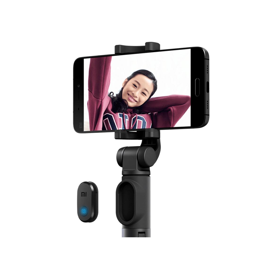 Трипод для селфи Mi Selfie Stick Чёрный