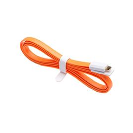 Интерфейсный кабель MICRO USB Xiaomi 120cm Оранжевый