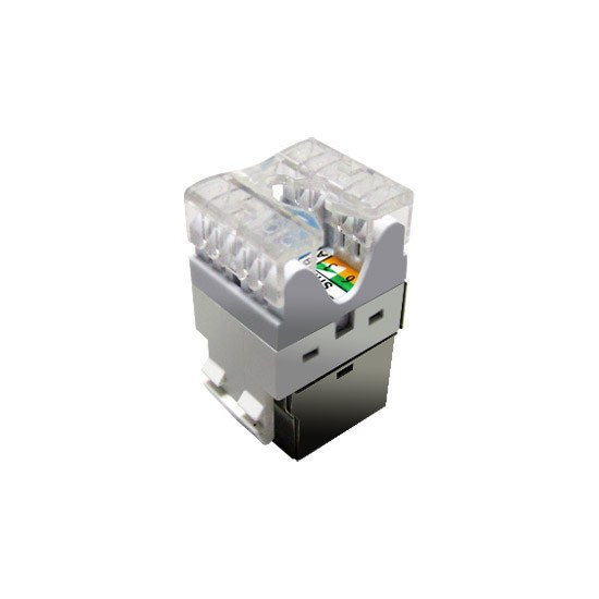 Модуль для информационной розетки SHIP M257 Cat.6 RJ-45 FTP