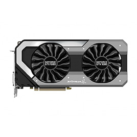 Видеокарта PALIT GTX1080 SUPER JETSTREAM 8G
