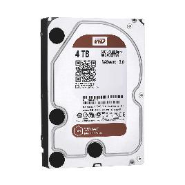 Жёсткий диск для NAS систем Western Digital Red HDD 4Tb WD40EFRX