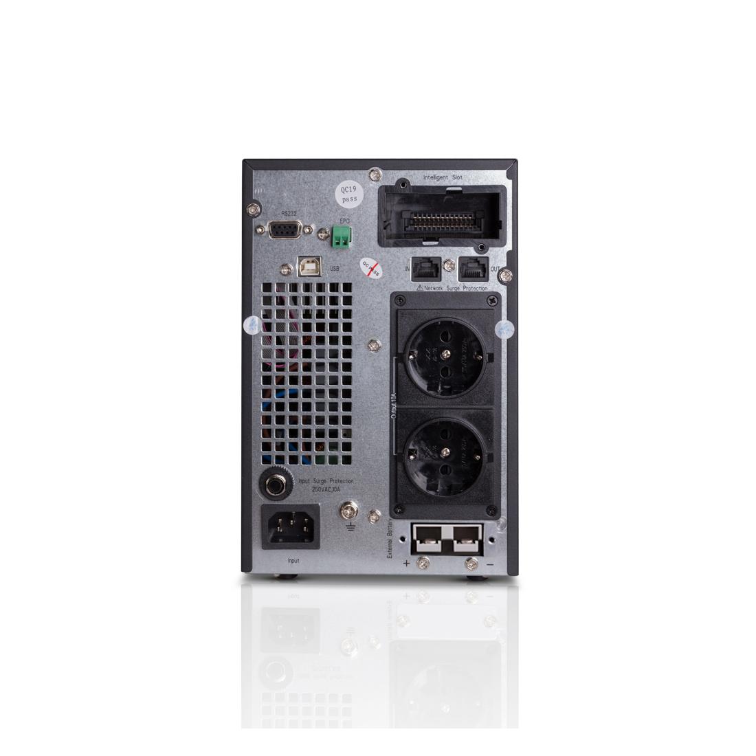 Источник бесперебойного питания SVC PTS-1KL-LCD