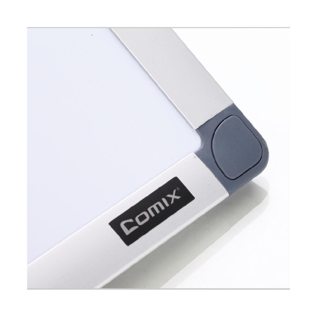 Доска комбо (магнитно-маркерная / пробковая) Comix BM4560L
