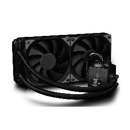 Водяное охлаждение Deepcool СAPTAIN 240 EX RGB