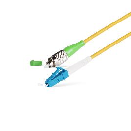 Патч Корд Оптоволоконный FC/APC-LC/UPC SM 9/125 Simplex 2.0мм 1 м