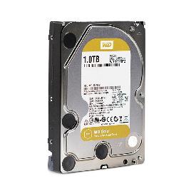 """Жесткий диск  HDD  1Tb Western Digital Gold WD1005FBYZ SATA3 3,5"""" 7200rpm 128M"""