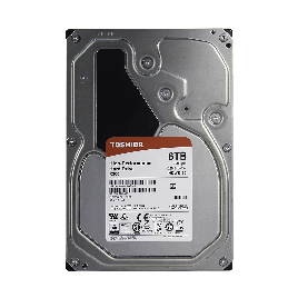 "Жёсткий диск HDD 6Tb Toshiba X300 SATA6Gb/s 7200rpm 128Mb 3,5"" HDWE160EZSTA"