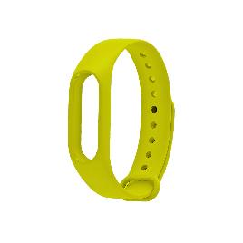 Сменный браслет для Xiaomi Mi Band 2 Зелёный
