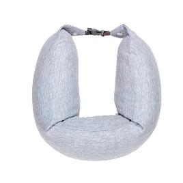 Дорожная подушка-подголовник Xiaomi Neck pillow 8H U1 Серый