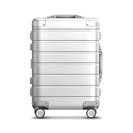 "Чемодан Metal Trolley  Case 20"" XNA4026RT Серебристый"