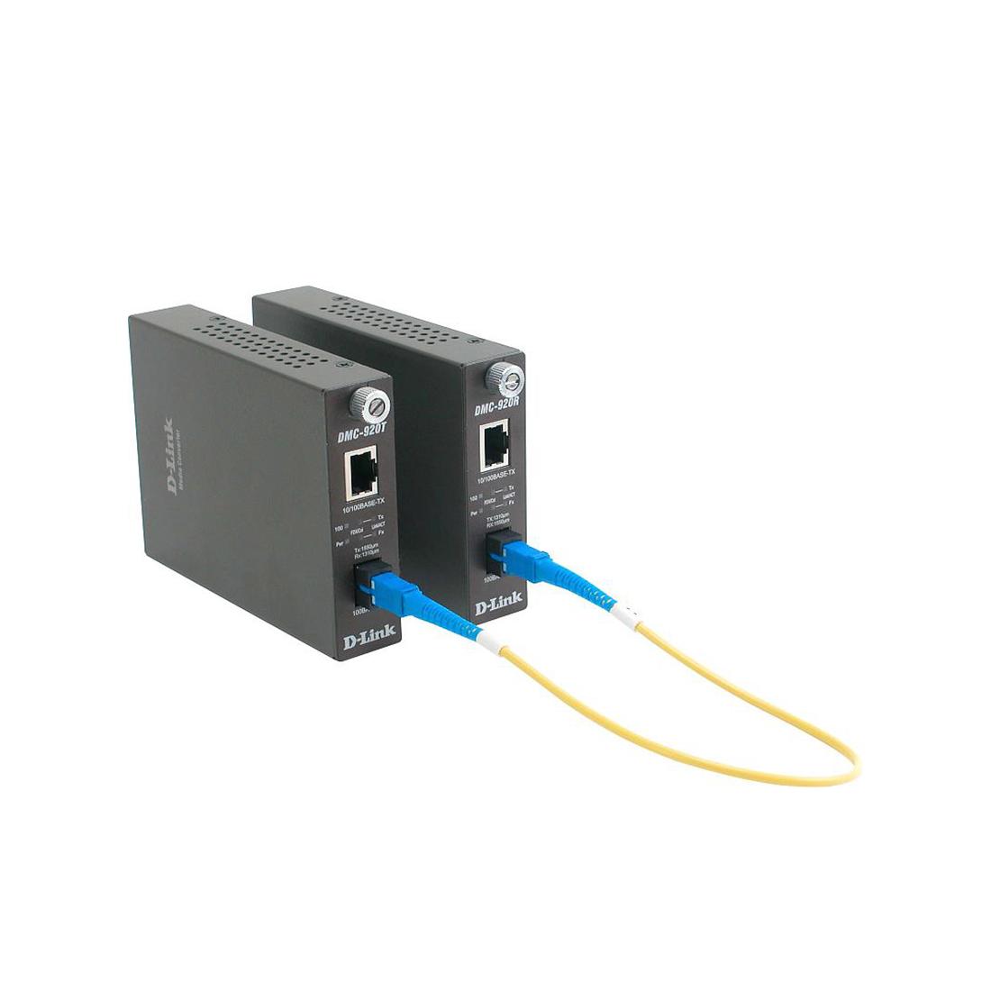 Медиаконвертер D-Link DMC-920R / B10A