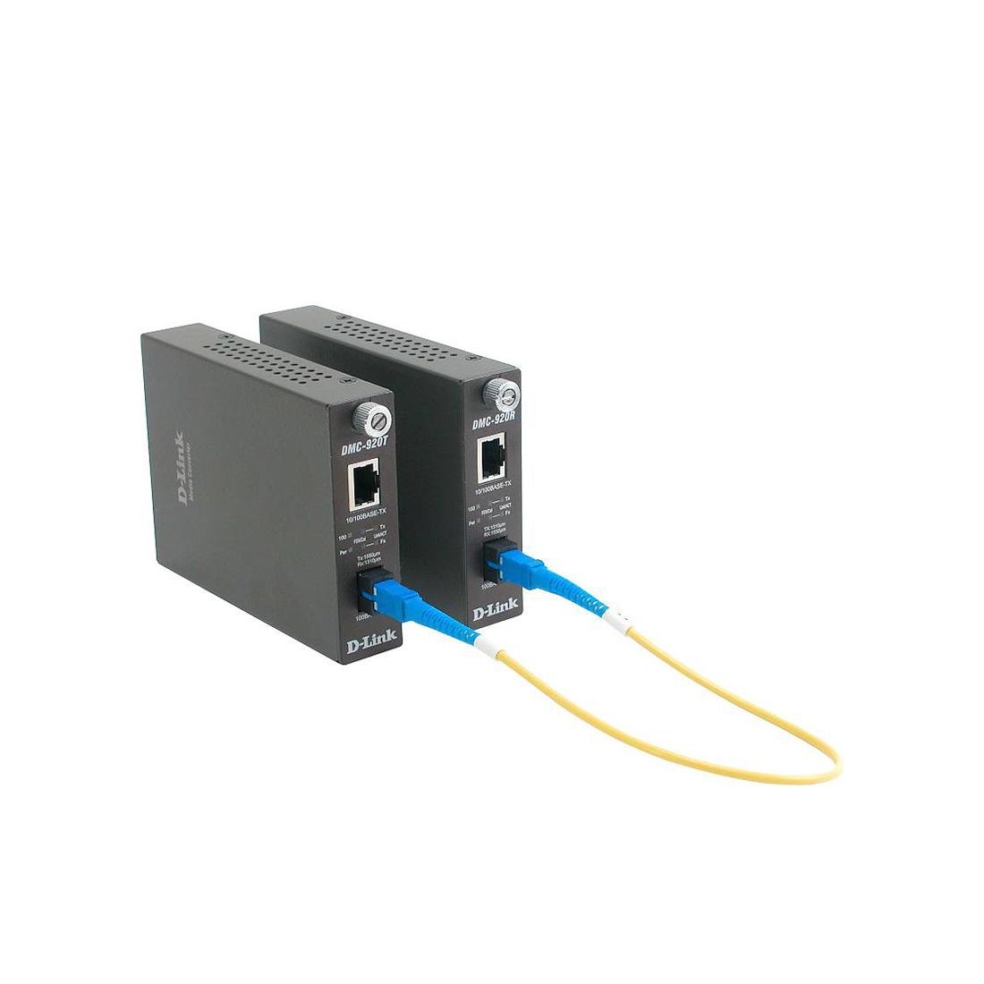 Медиаконвертер D-Link DMC-920T / B10A