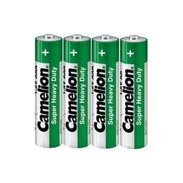 Батарейка CAMELION Super Heavy Duty R03P-SP4G 4 шт. в плёнке