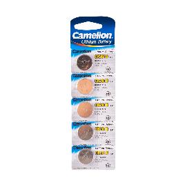 Батарейка CAMELION Lithium CR2016-BP5