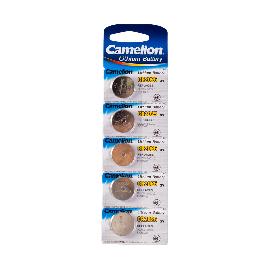 Батарейка CAMELION Lithium CR2025-BP5