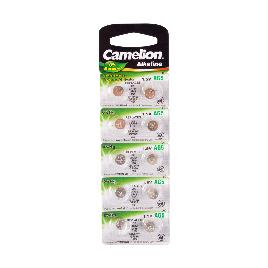 Батарейка CAMELION Alkaline AG5-BP10(0%Hg)