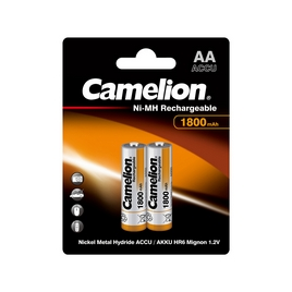 Аккумулятор CAMELION Rechargeable Ni-MH NH-AA1800BP2