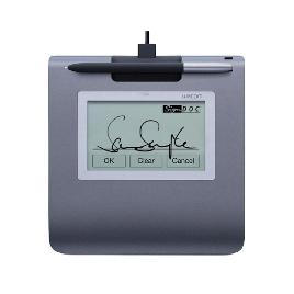 Планшет для цифровой подписи Wacom LCD Signature Tablet (STU-430-CH) Серый