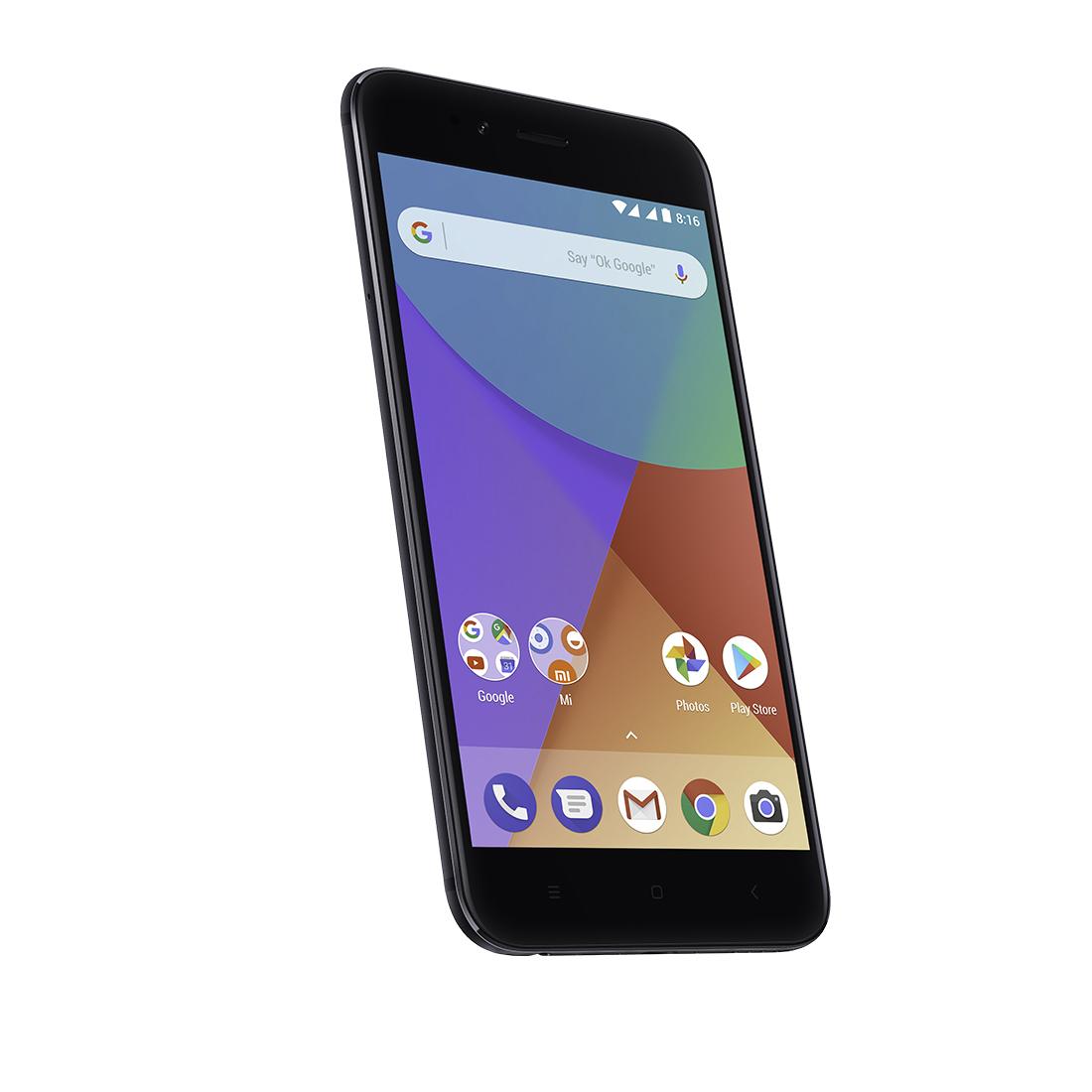 Мобильный телефон Xiaomi MI A1 32GB Чёрный