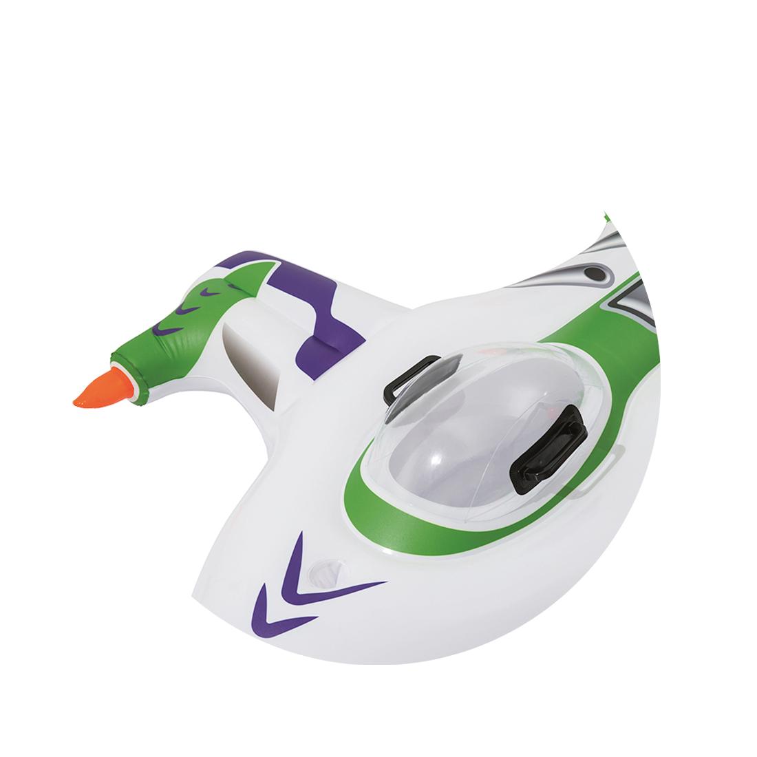Надувная игрушка Bestway 41094 в форме самолета для плавания