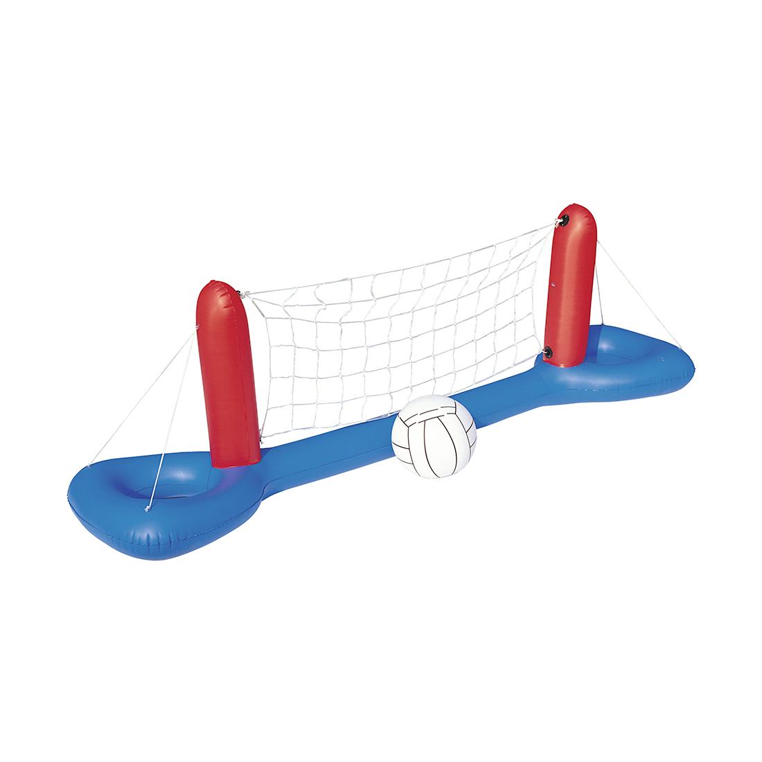 Надувная волейбольная сетка Bestway 52133 (красно-синие)
