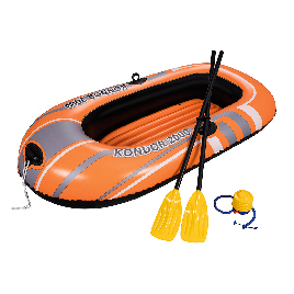 Лодка надувная Bestway 61062 (модель 2020г.)