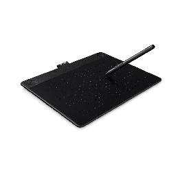 Графический планшет Wacom Intuos 3D Medium Black (CTH-690TK-N) Чёрный
