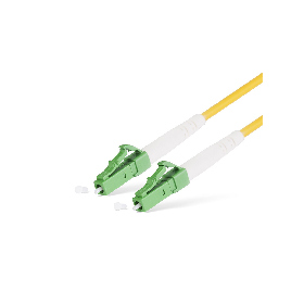 Патч Корд Оптоволоконный LC/APC-LC/APC SM 9/125 Simplex 2.0мм 1.5 м