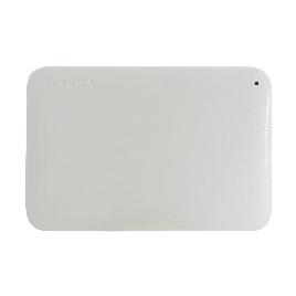 """Внешний жёсткий диск Toshiba 500GB 8Mb 2.5"""" Canvio Ready HDTP205EW3AA USB 3.0 Белый"""