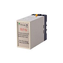 Реле контроля фаз и напряжения iPower XJ3-G