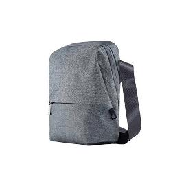 Сумка Xiaomi RunMi 90GOFUN Urban Simple Messenger Bag Cерый