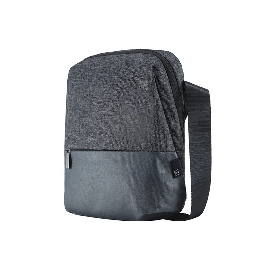 Сумка Xiaomi RunMi 90GOFUN Urban Simple Messenger Bag Темно-серый