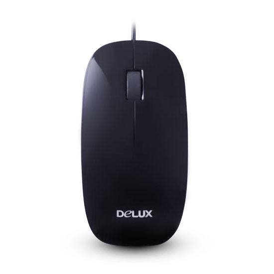 Компьютерная мышь Delux DLM-111OUB