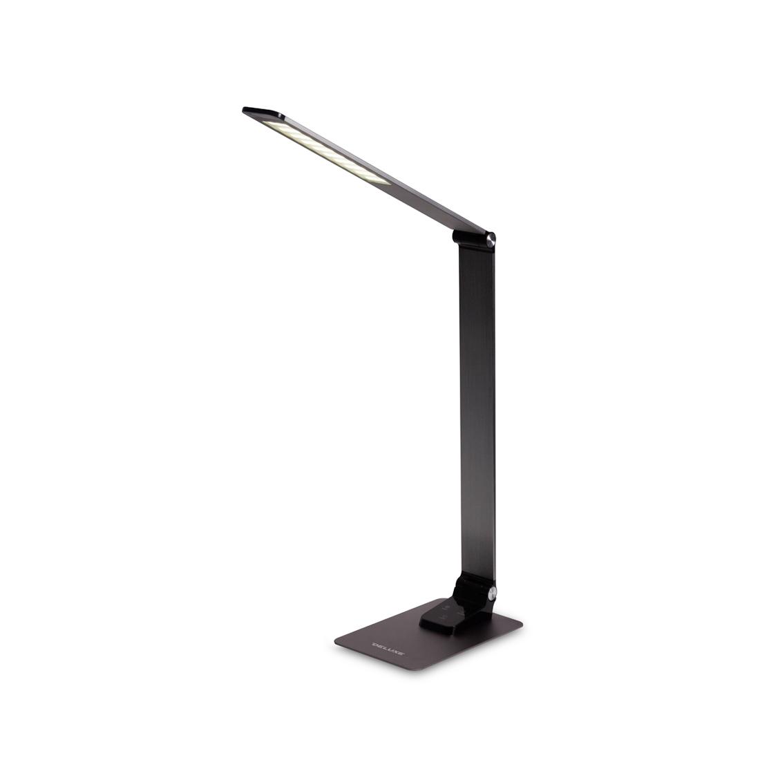 Настольная лампа Deluxe ALUMI (LED 10W)