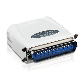Принт сервер TP-Link TL-PS110P