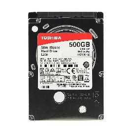 "Жёсткий диск для ноутбука Toshiba HDD 500Gb HDWK105UZSVA 2,5"""