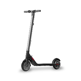 Электрический самокат Ninebot KickScooter ES2+ Серебристый