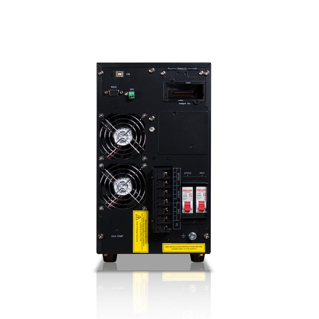 Источник бесперебойного питания SVC PTX-6KL-LCD