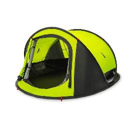 Туристическая палатка Xiaomi ZaoFeng Camping Tent Черно-Зеленая