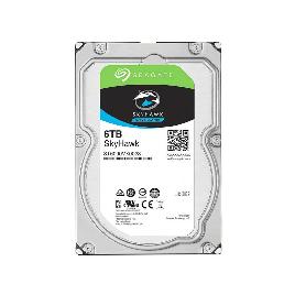 Жёсткий диск для видеонаблюдения Seagate SkyHawk HDD 6Tb ST6000VX0023
